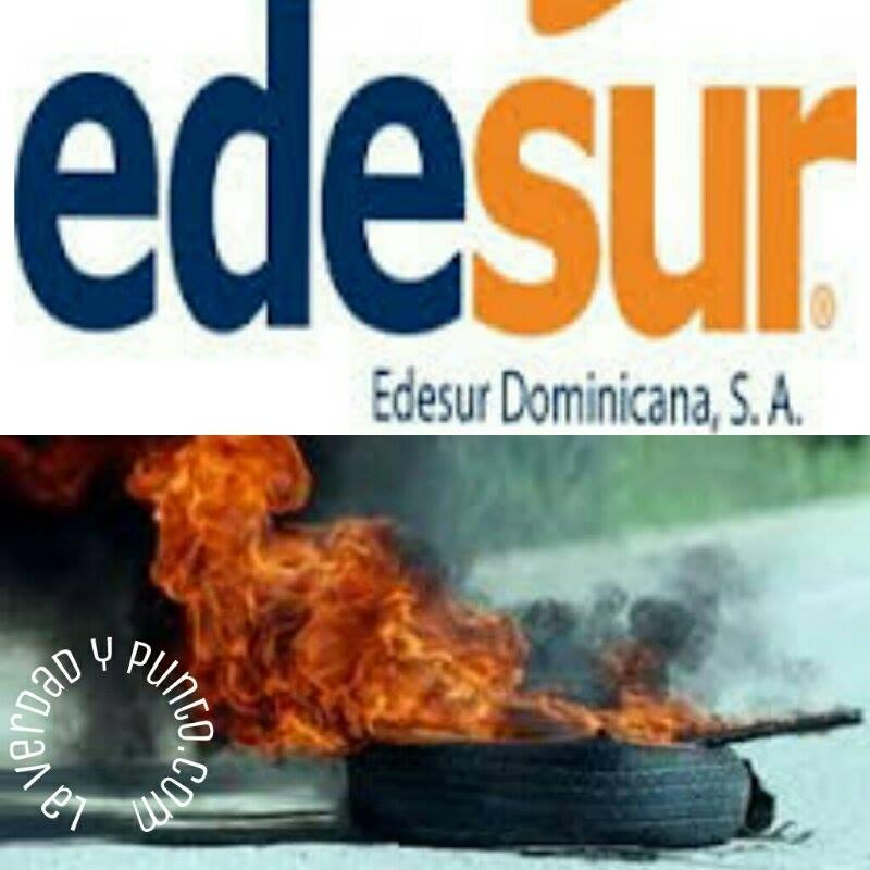 PROTESTA EDESUR