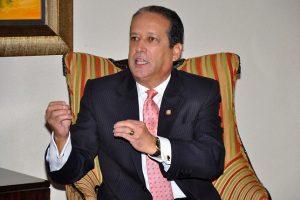Presidentes del Congreso de Haití visitan Reinaldo Pared Pérez