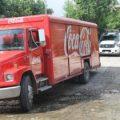 Camión cocacola