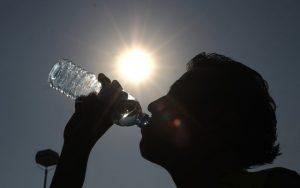 Ola de calor en Puebla