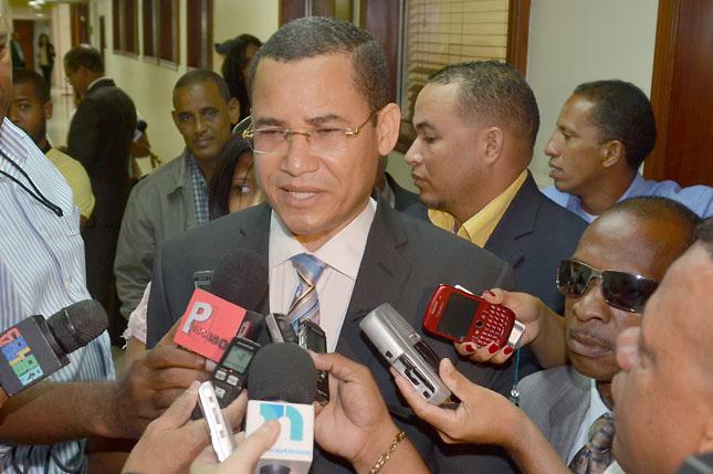Eddy Olivares, Miembro del Pleno de la Junta Central Electoral Foto:Carmen Suárez/acento.com.do Fecha:03/05/2012