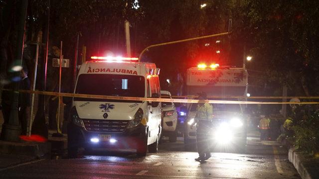 ambulancia colombia
