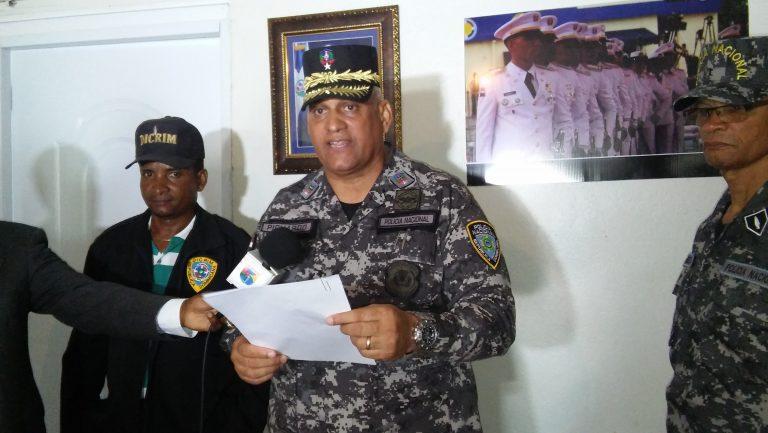 policia general pichardo